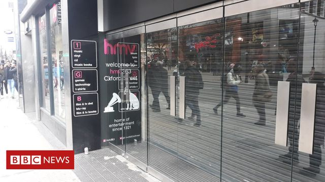 HMV buyer announced featured image