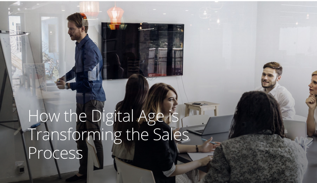 How the Digital Age is Transforming the Sales Process featured image