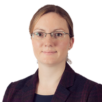 Holly Insley, Senior Associate, Freshfields Bruckhaus Deringer