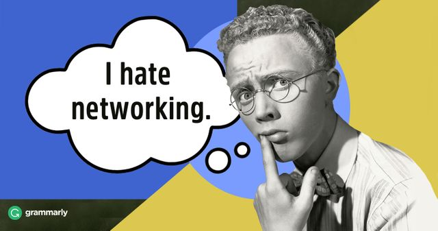 Find networking stressful? 10 tips to help you out featured image