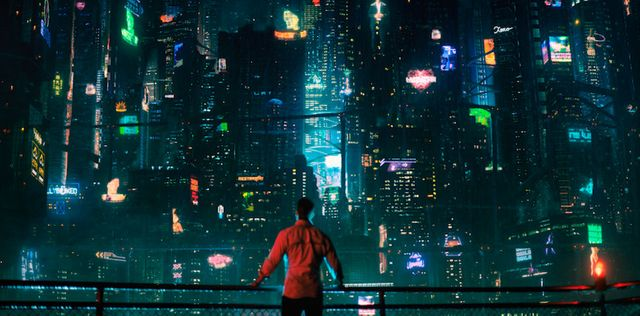 Altered Carbon sur Netflix : Human As A Service ? featured image