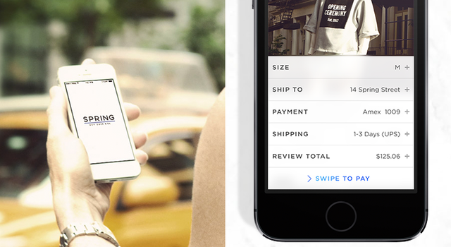 Tinder-style shopping app lets users buy with a swipe featured image