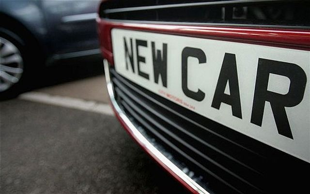 Car registrations rise to 10 year high featured image