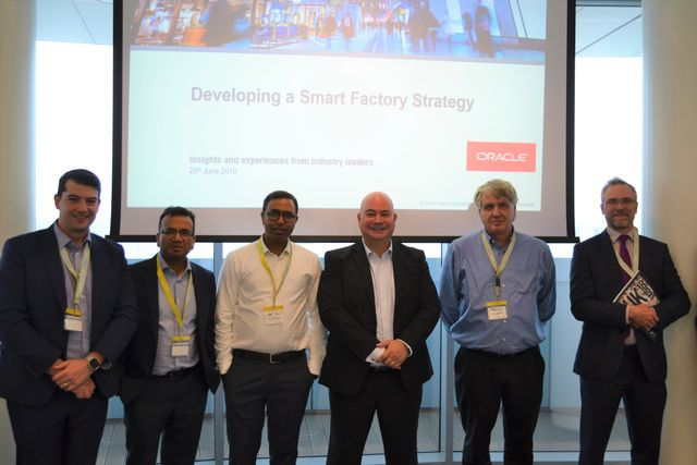 Oracle and Hitachi Consulting: Factory 2050 Event & Slides featured image