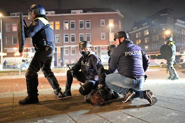 Ontslag na demonstratie/ rellen? featured image