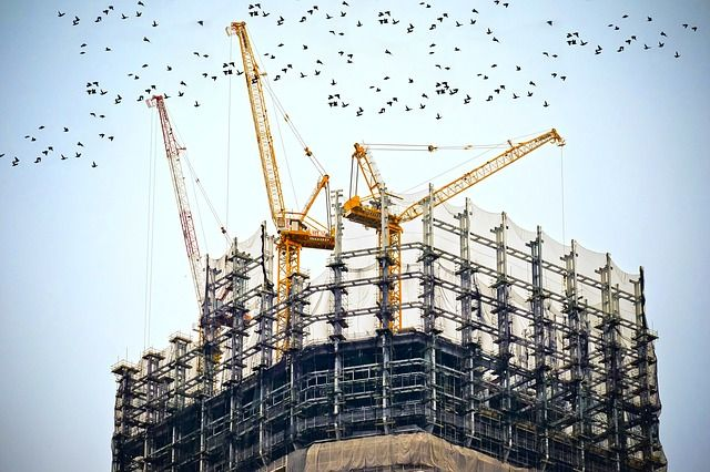 UK construction sector buoyant – RICS featured image
