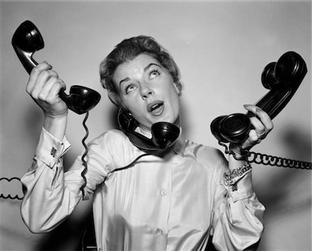 The weird and wonderful art of cold calling. featured image
