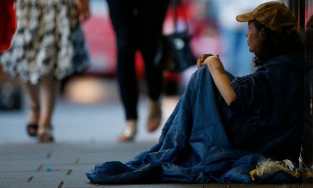 Homelessness and Smartphones, is this something you would ordinarily associate? featured image