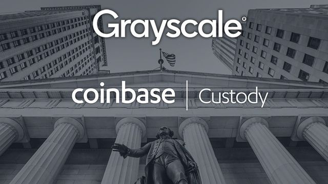 Grayscale Investments moves to Coinbase Custody featured image