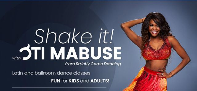 Oti Mabuse: Kids Dance classes - 11:30am on Instagram and FaceBook featured image