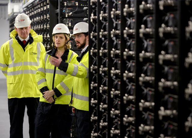 Pilotprojekt 'Smarter Network Storage' in Großbritannien erfolgreich abgeschlossen featured image