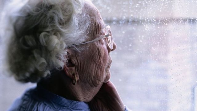 Frail, elderly people 'left to struggle alone' featured image