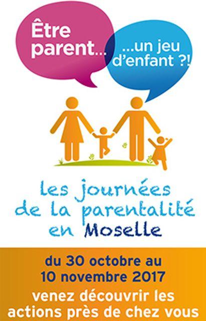 Les journées de la parentalité en Moselle featured image
