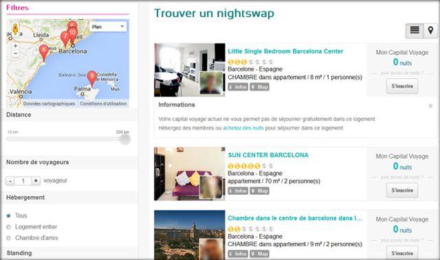 Un site d'échange de nuits pour séjourner gratuitement lors d'un voyage! featured image