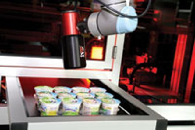 Industrial technology - robot vision aids food product inspection featured image