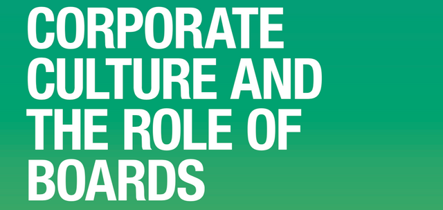 Corporate Culture and the Role of Boards featured image