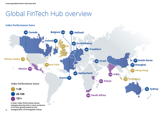 Connecting Global Fintech: Hub Review 2016 featured image