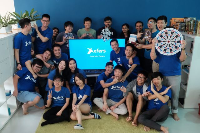 Xfers gets approval from Singapore gov't to widen its e-wallet business featured image