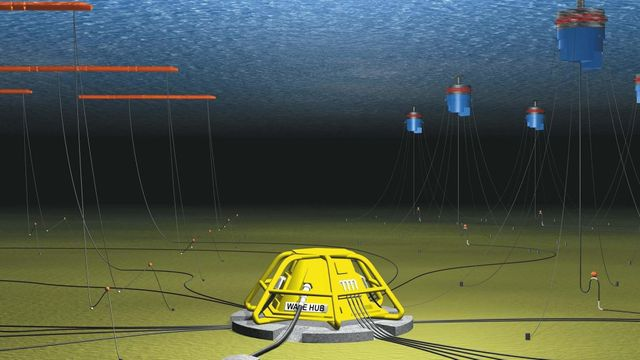 Brussels backs £60m Cornish wave energy project featured image