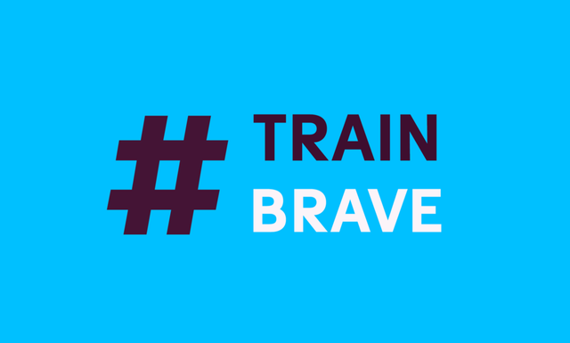 #TrainBrave featured image