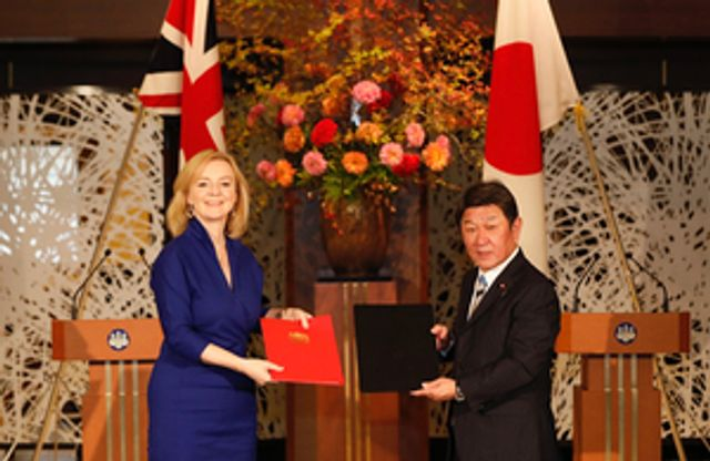 UK scores first major independent trade deal with Japan featured image