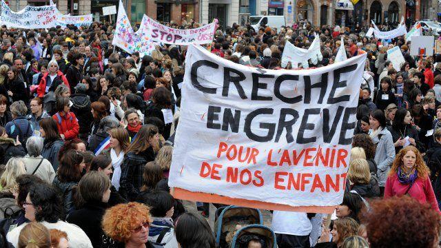 Toulouse : grève chez les agents municipaux featured image