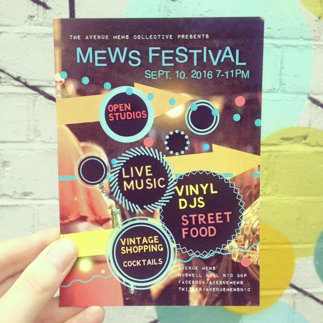 A mews festival? That's news to us featured image
