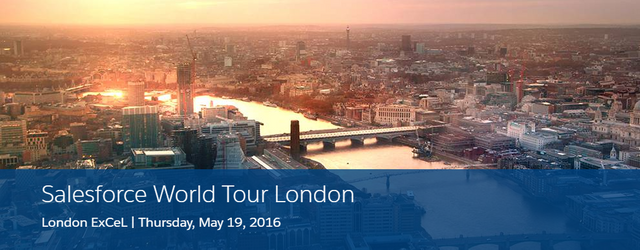 The World Tour comes to London on Thursday! featured image