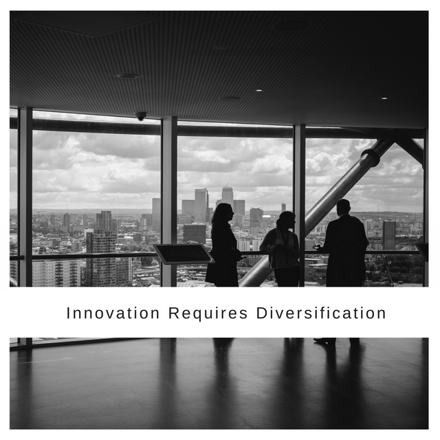 3 ways to diversify your organisation and become more innovative featured image