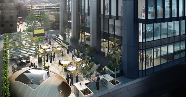 Microsoft move 100 staff to Manchester city centre featured image
