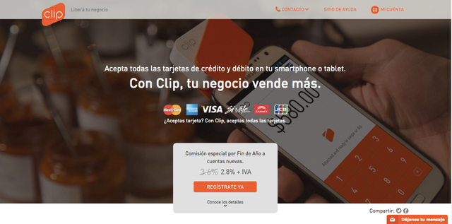American Express Backs Mexican Fintech Startup Clip featured image