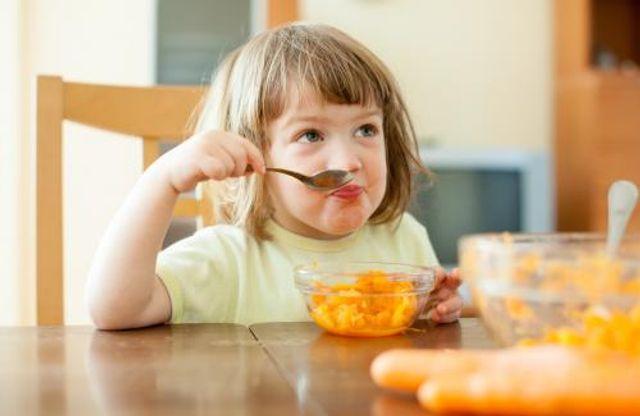 L'alimentation équilibrée d'un enfant de deux ans featured image