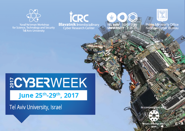 Cyber Week Israel 2017: United we stand, divided we fall featured image