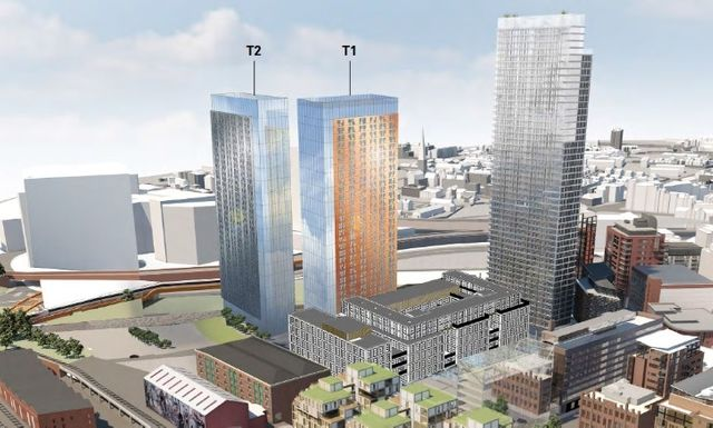 ST John's towers set for approval featured image