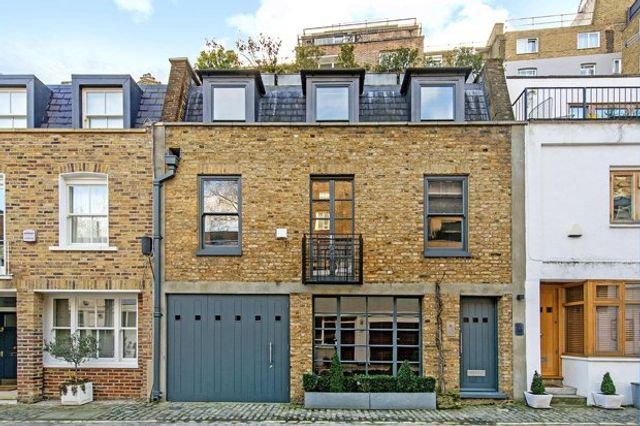 Mews Homes - the  popular residential choice of celebrities featured image