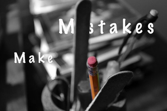 It's ok to make mistakes. featured image