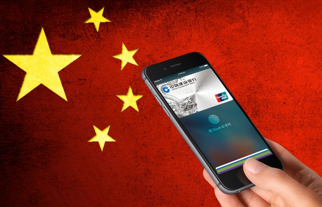 Apple Pay's first day in China: 80,000 cards added each minute featured image