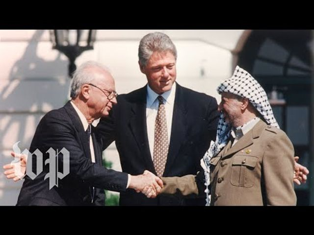 Oslo Accords - 25 years on ... featured image