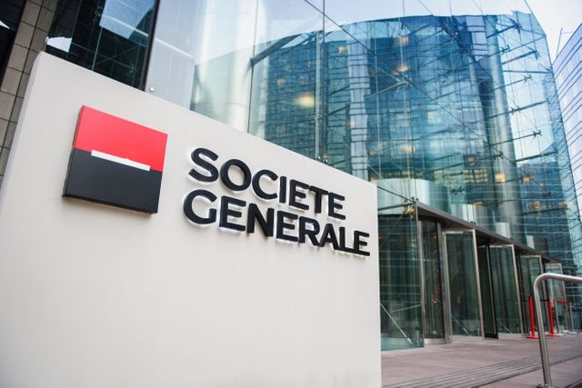 French lender Societe Generale issues $112m bond on blockchain featured image