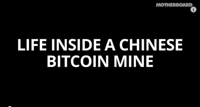 A Rare Look Inside A Massive Bitcoin Mine featured image