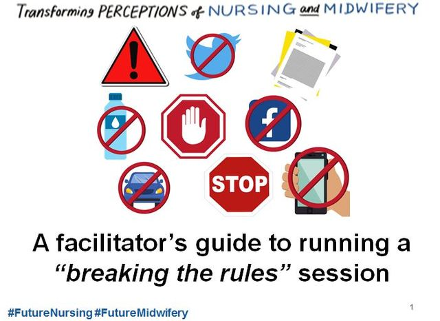 Nurses and Midwives - it's time to Break the Rules! featured image