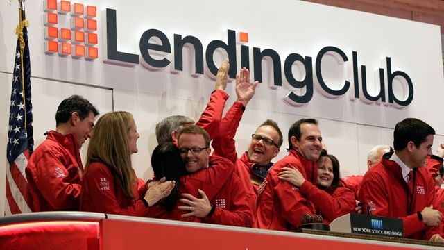 Lending Club has become reliant on traditional institutions featured image