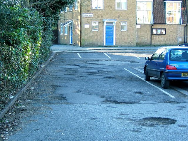 Potholes pose a risk of injury to cyclists featured image