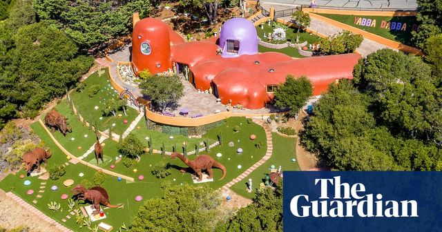 It's a page right out of history! California  faces planning headache over the 'Flintstone House' featured image
