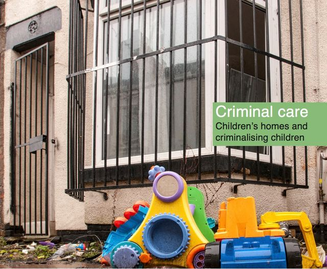Criminalising children in care: can human rights be enforced in private children's homes? featured image