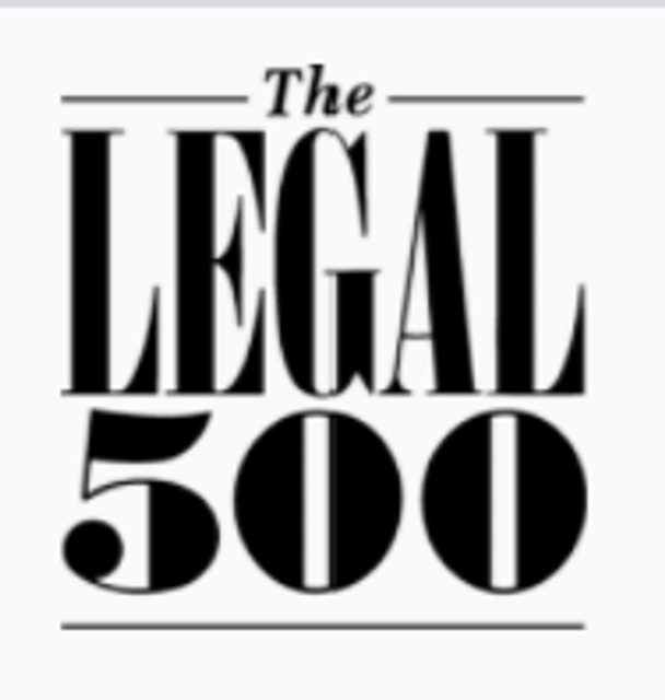 Legal 500 Rankings featured image