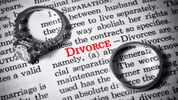 A Divorce Petiton - the gift of Christmas future?