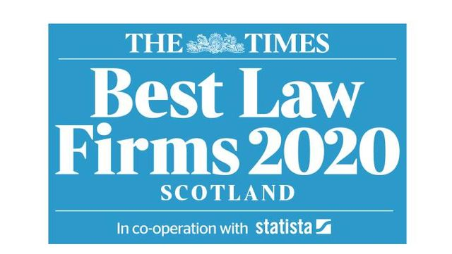 The Times Best Law Firms 2020 featured image