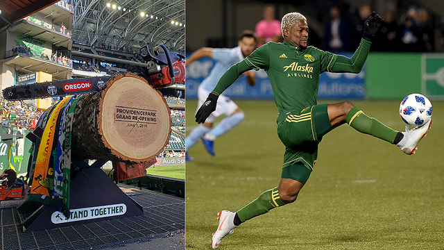 Timbers' tech transformation featured image