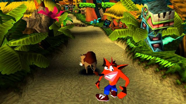Crash Bandicoot featured image